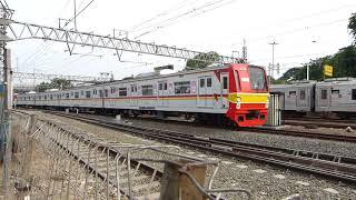 旧東京メトロ6000系6120編成 | KRL Eks-Tokyo Metro Seri 6000