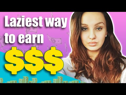 Earn ($2,000/Day) Laziest Way To Make Money Online in 2021 - START TODAY