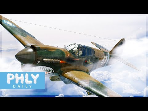 WARHAWKS Don't Mess Around | P-40 Fighter ft LevelCapGaming (War Thunder Dogfight Gameplay)