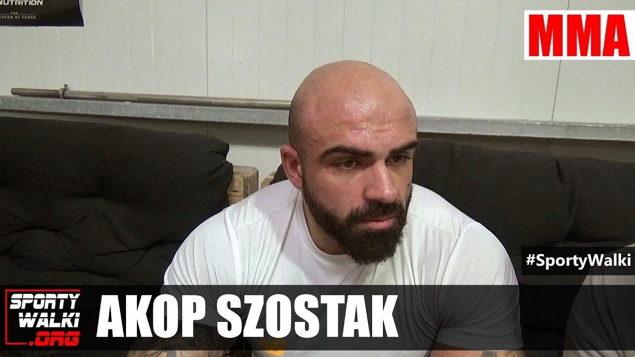 Akop Szostak: Szpilka wróci i wbije szpilę wszystkim