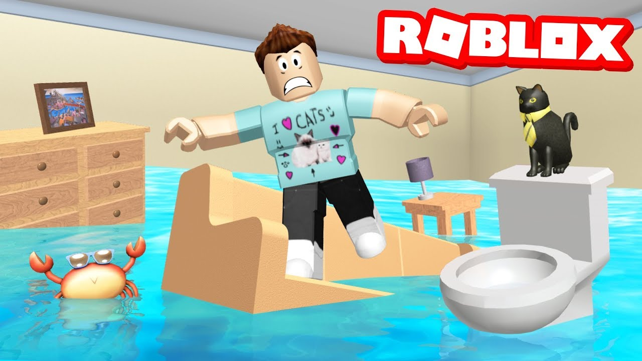 escape-the-flood-obby-in-roblox