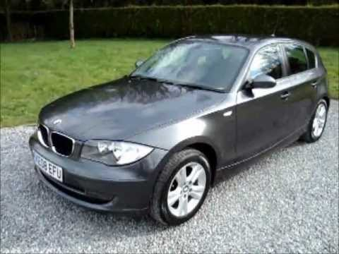 2008 bmw 116i se youtube. Black Bedroom Furniture Sets. Home Design Ideas