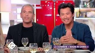 Au dîner avec Michel Boujenah, Frédéric Chau et Medi Sadoun ! - C à Vous - 18/06/2019