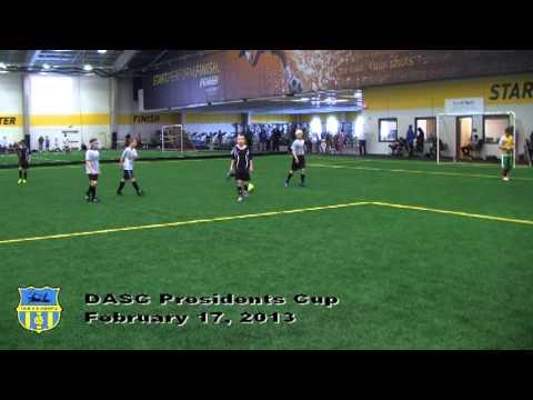 SD Club Soccer DASC Presidents Cup U10 Boys RCYSL Challenge vs DASC Academy 3