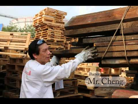 Turning Pallets to Mulch: One Company Tackles Hong Kong's Wood Waste