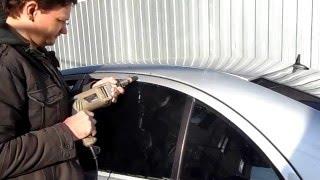 видео Какой двухсторонний скотч лучше для авто. Лучший выбор