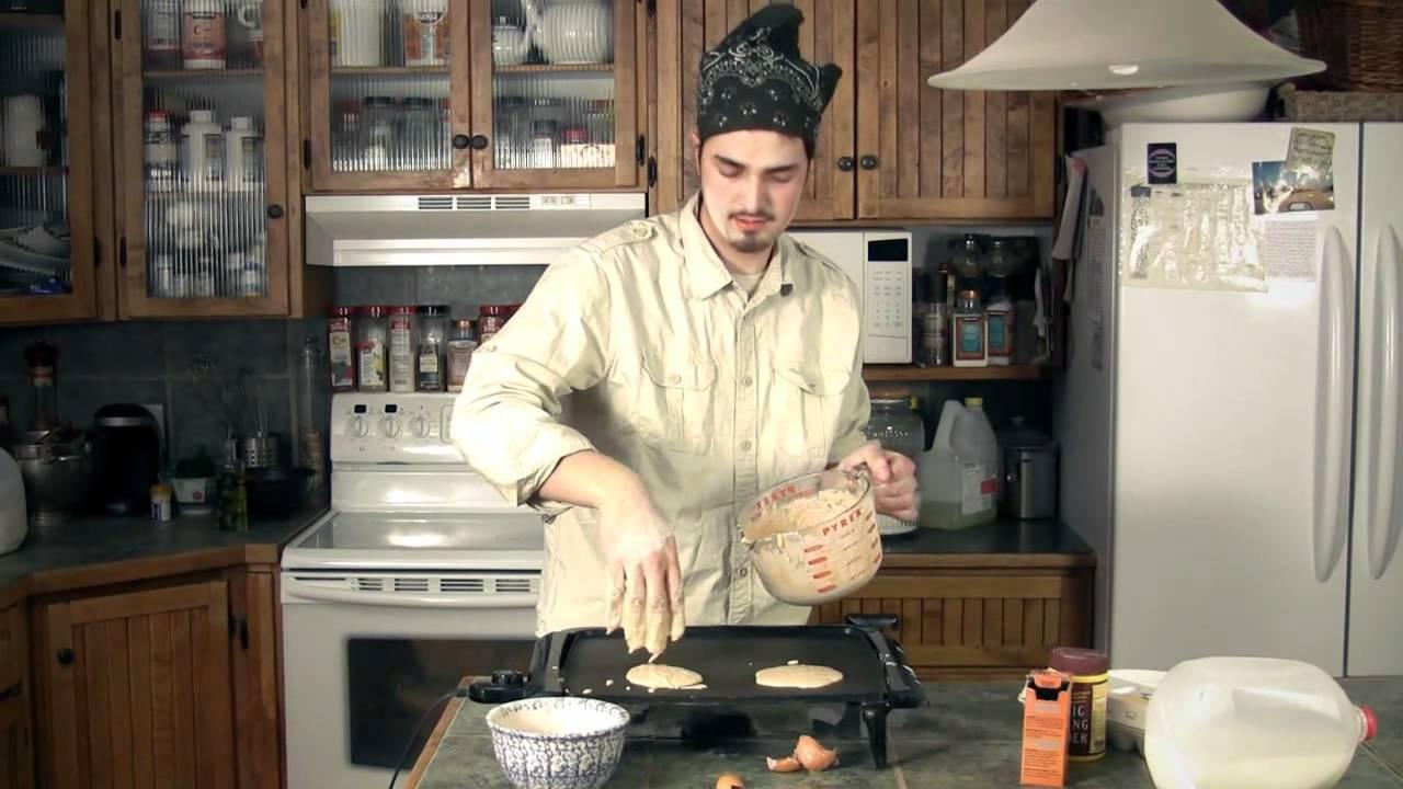 Lovely Jostie Flicks   Man VS Kitchen   YouTube