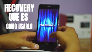COMO USAR RECOVERY (TWRP) ANDROID