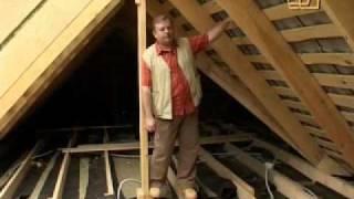 Теплоизоляция крыши. Часть 2(Теплоизоляция крыши позволяет сделать обычною чердачную комнату в жилую, что увеличит общую площадь дома...., 2011-08-15T15:27:40.000Z)