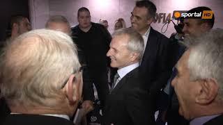 Гриша Ганчев и Димитър Пенев уважиха представянето на книгата на Христо Стоичков