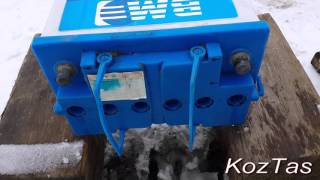 Замена электролита в аккумуляторе | Замерз аккумулятор | Replacing the electrolyte in the battery