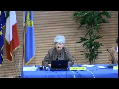 Elma Heidemann - Lessons from Canadian Council and International ISQua  Accreditation
