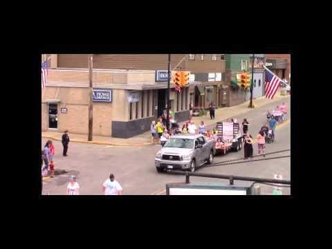 East Palestine Memorial Day Parade 5.25.15