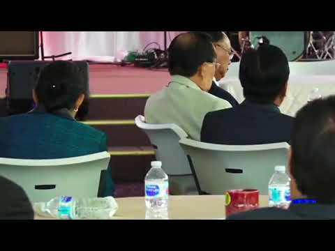 Hmong Central Valley  TV the Laos union meeting in Fresno 10/28/17 A