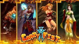 crazy fist 2 trailer