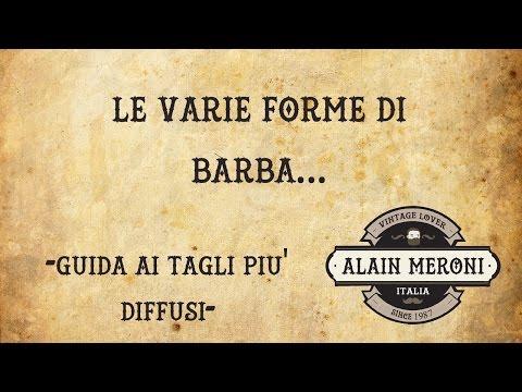 LE VARIE FORME DI BARBA!!! Guida Ai Tagli Più Diffusi...