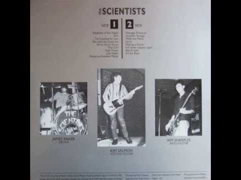 The Scientists - Sorry,Sorry,Sorry mp3