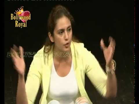Huma Qureshi at the Prithvi Theatre Festival