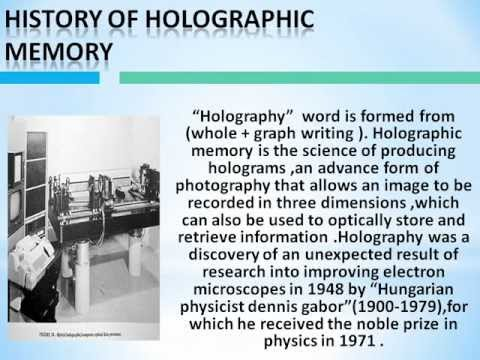 report on holography Report highlights opportunity for pharma holograms says hologram trade body.