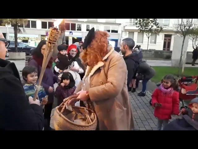 O Apalpador chega a Lugo