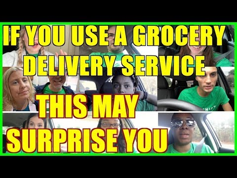 SHIPT AND INSTACART USERS 😮🙁😟 MUST SEE !!! Hey Shipt Shoppers, I