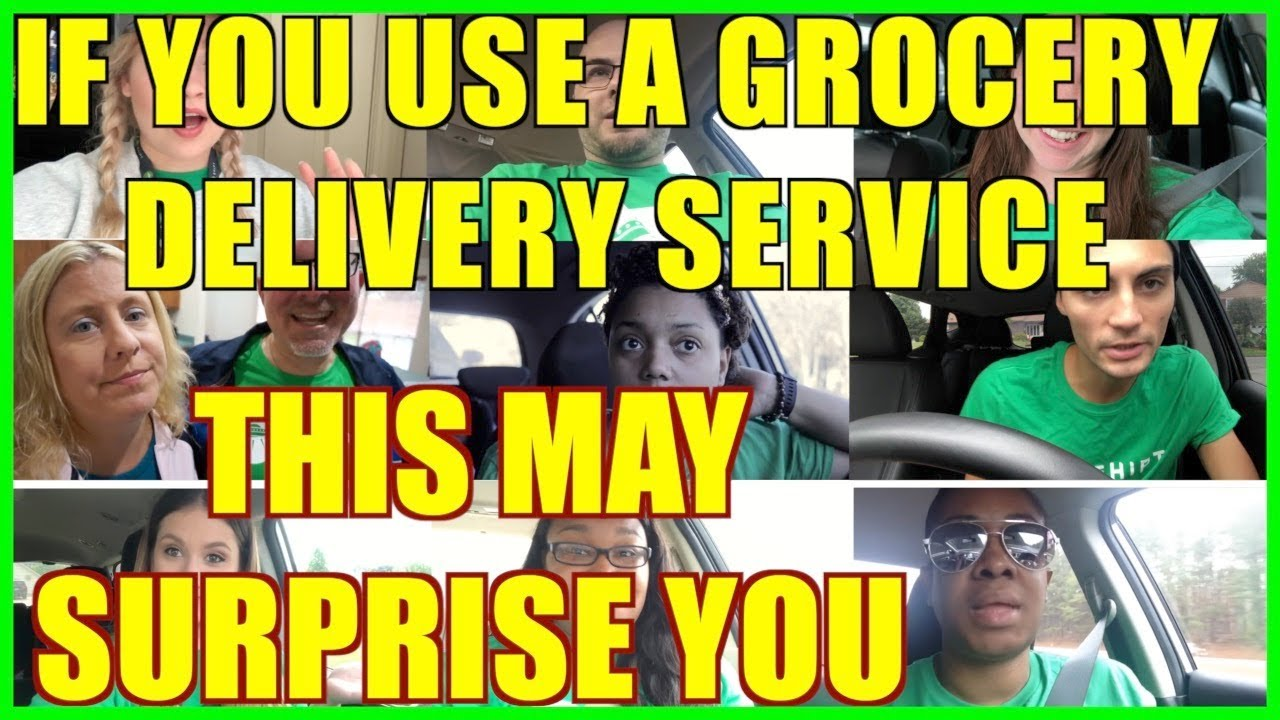 SHIPT AND INSTACART USERS 😮🙁😟 MUST SEE !!!