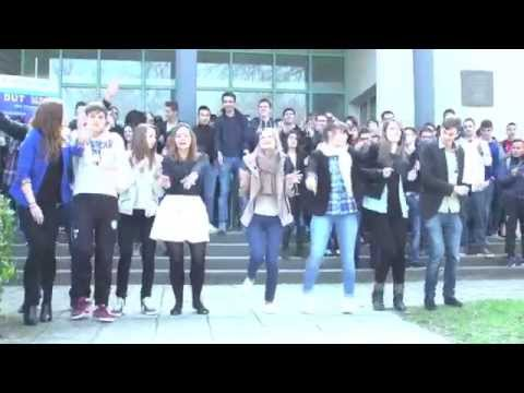 """HAPPY - We are from ISSOUDUN : a """"french student"""" way of life !"""