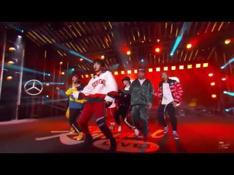 BTS - GoGo on Jimmy Kimmel
