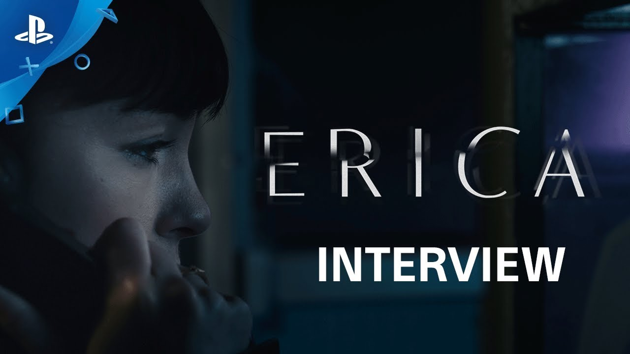 Erica - A Look Inside the New Interactive Experience Coming to PS4