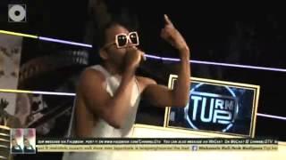 "Turn Up: iFani Performs ""iBhadi"""