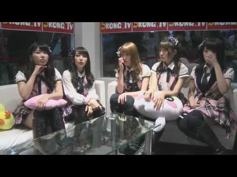 160729 AKB48 interview and stage in ChinaJoy , Shanghai