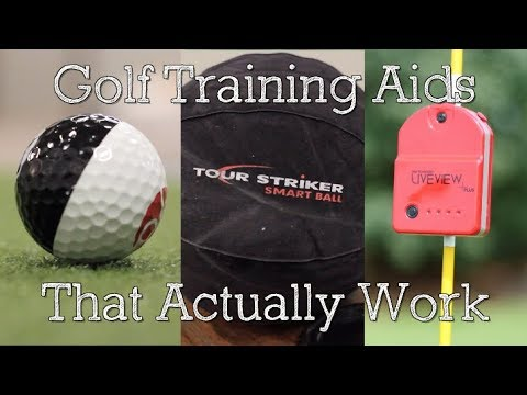 Golf Training Aids Actually Worth Using