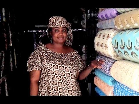 """There is no money in this country!"" warns Lagos businesswoman"