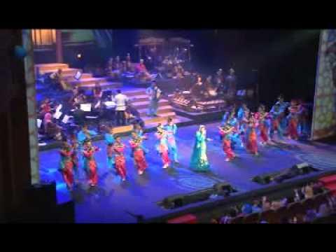 Cindai - Konsert Lentera Timur Siti Nurhaliza