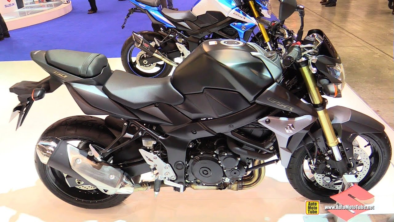2015 suzuki gsr 750 abs walkaround 2014 eicma milan motorcycle exhibition youtube. Black Bedroom Furniture Sets. Home Design Ideas