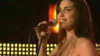 Amy Winehouse - October Song (Live)