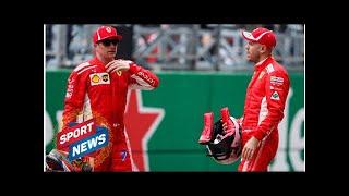 F1 news: Kimi Raikkonen fires Chinese GP warning to Ferrari team-mate Sebastian Vettel