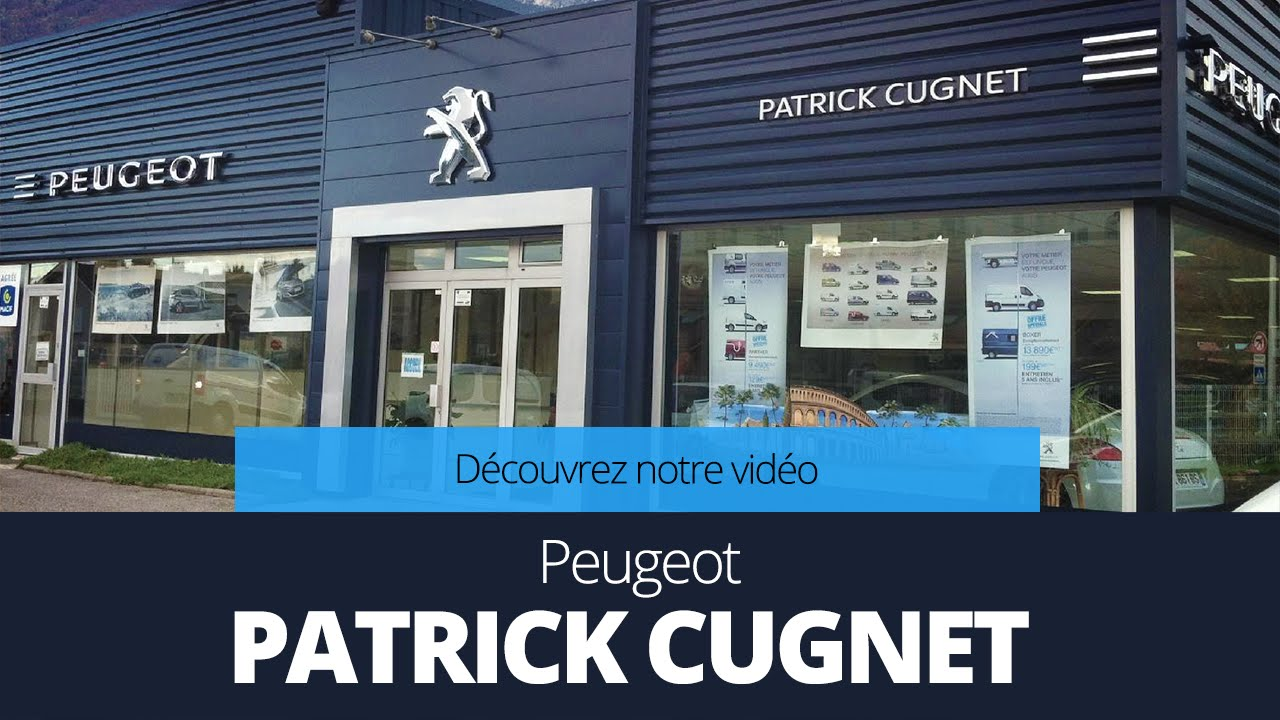 garage peugeot cugnet patrick seyssinet pariset youtube. Black Bedroom Furniture Sets. Home Design Ideas