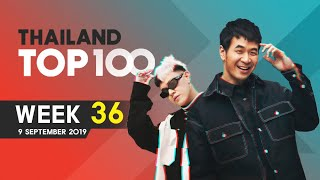 Thailand Top 100 By JOOX | ประจำวันที่ 9 กันยายน 2562