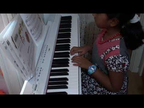 My Little Hobby Horse I Nursery Rhymes I Piano tutorial