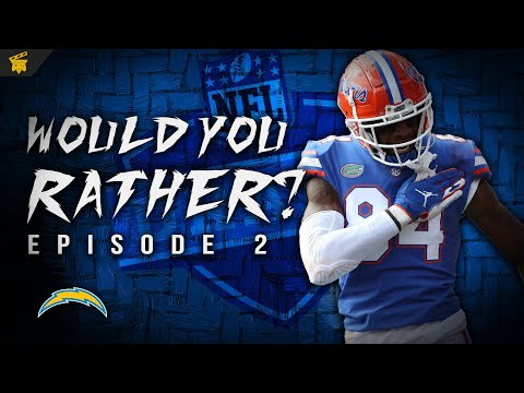 NFL Mock Draft: Would You Rather? - Episode 2 | Director's Cut