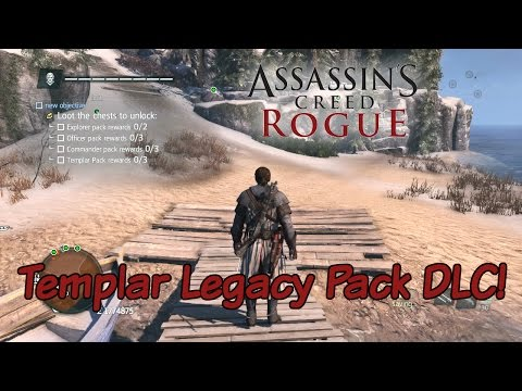 Assassins Creed: Rogue | Templar Legacy Pack DLC