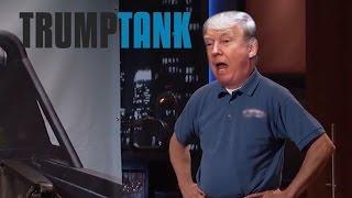 DONALD TRUMP IN SHARK TANK