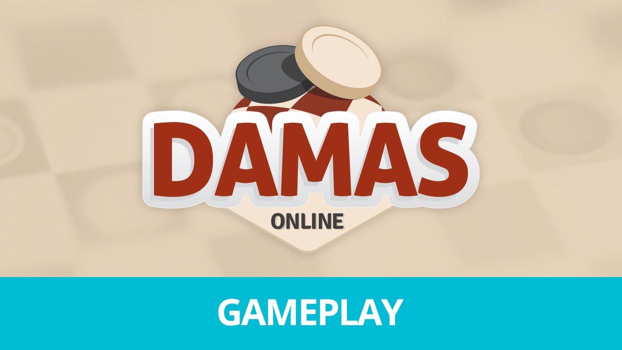 Damas Mobile Gameplay | MegaJogos