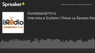 Intervista a Giulietto Chiesa La Zanzara Radio24 (parte 2 di 2, creato con Spreaker)