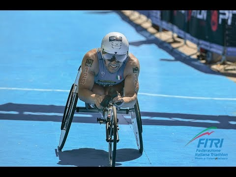 World Paratriathlon Series Milano
