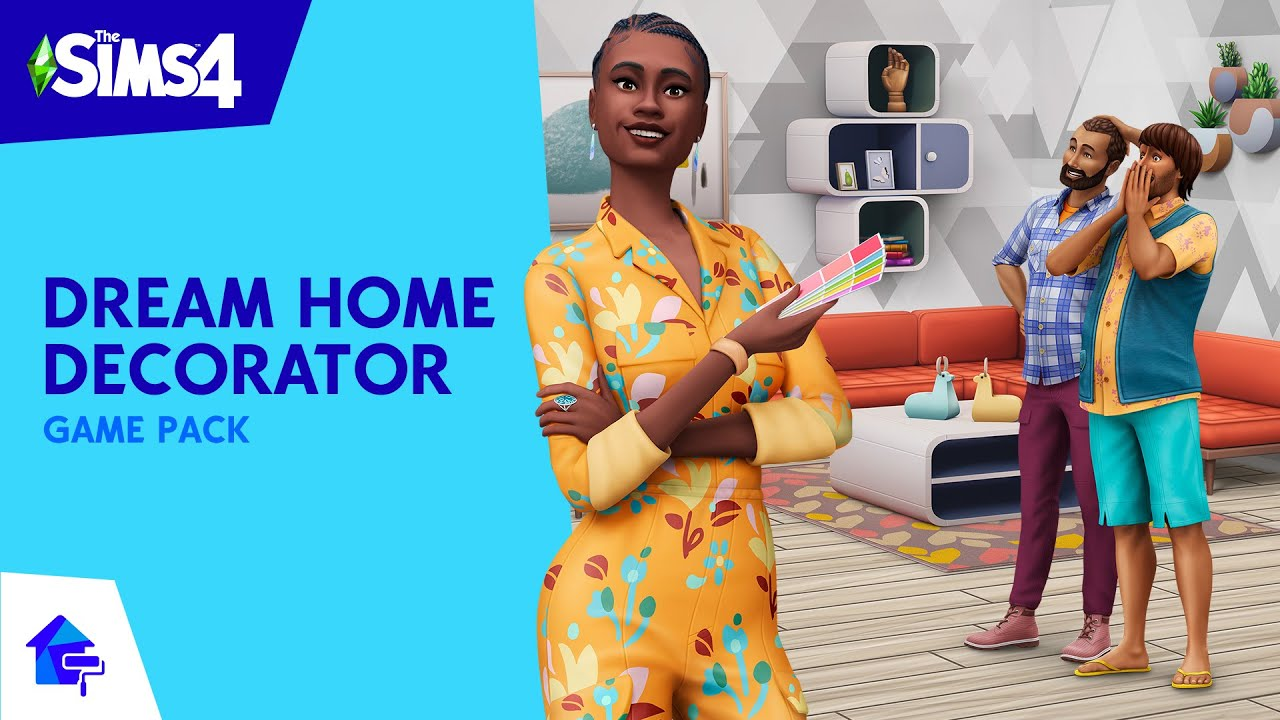 Download The Sims 4 Dream Home Decorator: Official Reveal Trailer