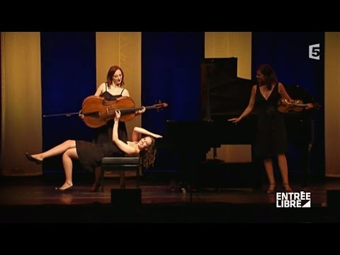 """Le quatuor """"Salut Salon"""" revisite les classiques - Entrée libre"""