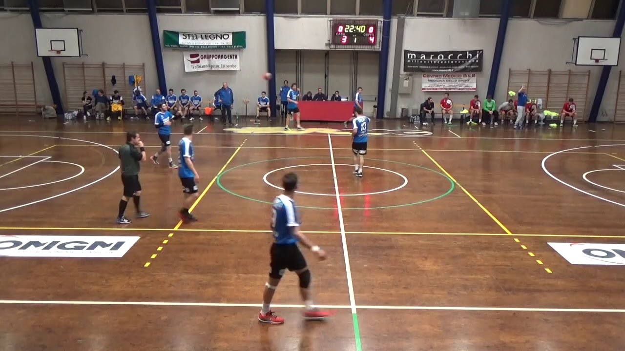 Serie A1M [11^]: Romagna - Cingoli 24-31