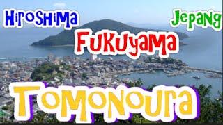 Wisata Jepang : Kota pelabuhan tradisional Tomonoura di kota Fukuyama, Hiroshima - Jepang. 022